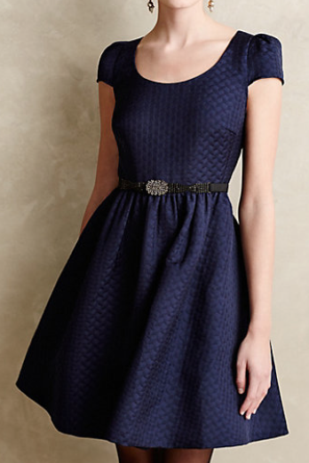 lovely dress for a holiday party #anthrofave  http://rstyle.me/n/s2xqfpdpe