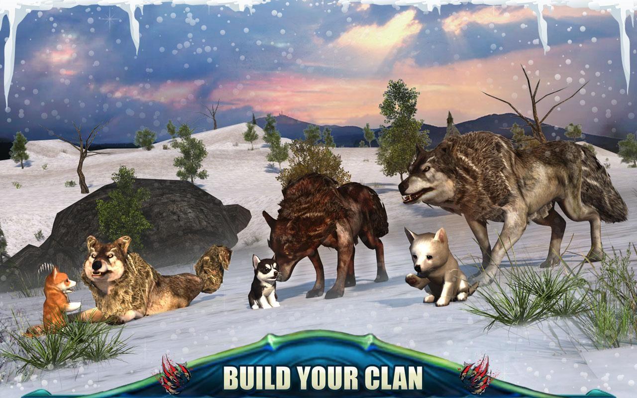 Фото игры создай волка