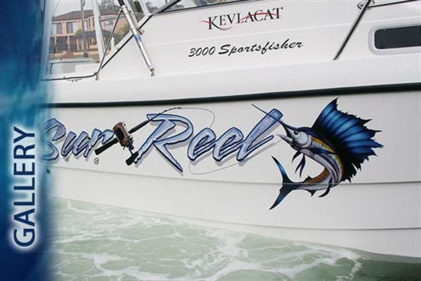 Pioneers Of Boat Names Decals Graphics