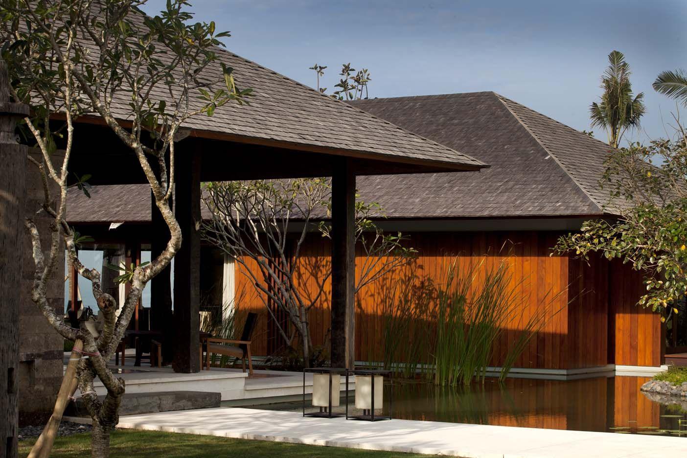 The bali villas bali architecture tropical architecture balinese villa ubud hotels suburban