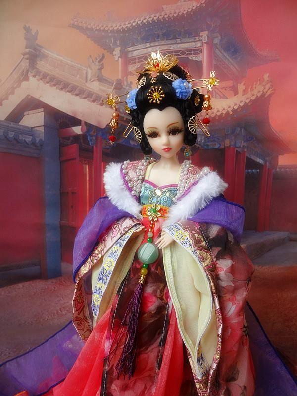 Video dress up asian dolls