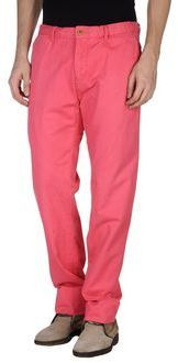 Neon Pink Chinos by Scotch & Soda. Buy for $30 from yoox.com