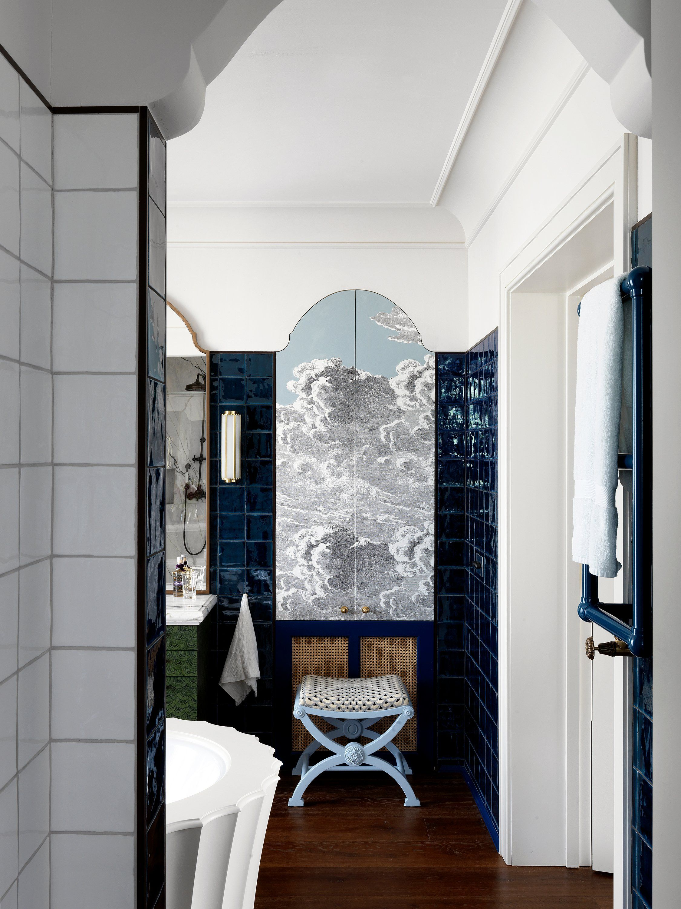 See More Of Beata Heuman Ltds A West London House