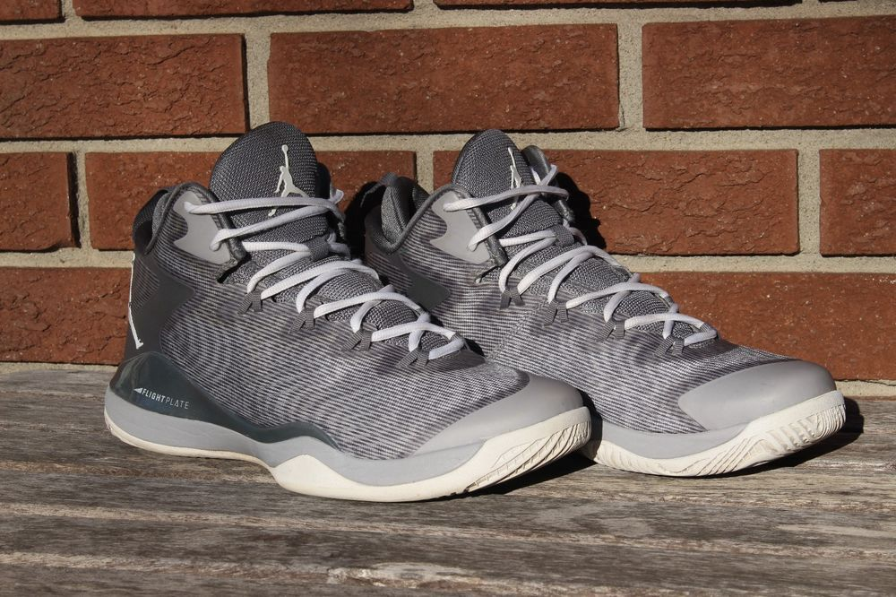 3bc10319bce2f9 Team Jordan Mens Gray Basketball Shoes Sneakers size 10  fashion  clothing   shoes  accessories  mensshoes  athleticshoes (ebay link)