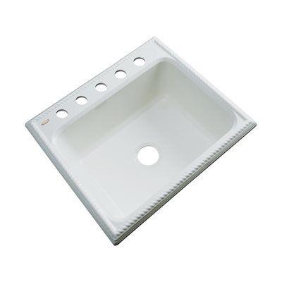 Dekor 371 Master Collection Litchfield Single Bowl Kitchen Sink ...