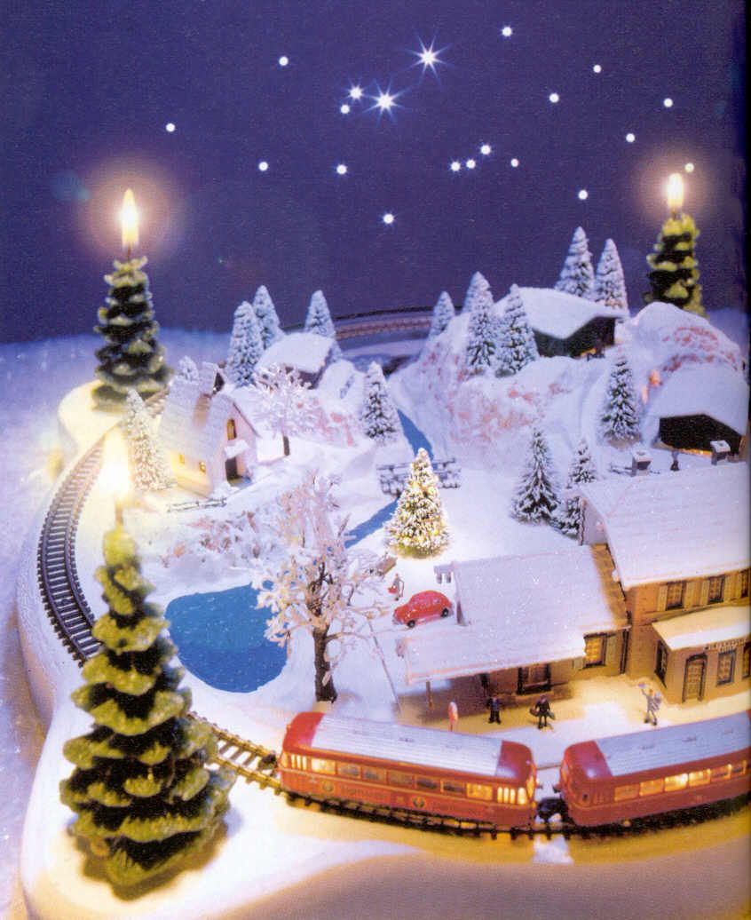 Noch 88060 Details Z Scale Hobo Christmas Tree Train Christmas Layouts Model Trains