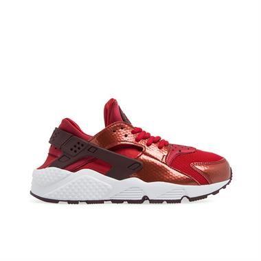 Nike Women's Air Huarache Run - University Red / Noble Red