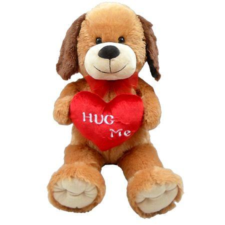 Nog 2 weken en dan is het Valentijnsdag. Alvast een dikke knuffel van ons!