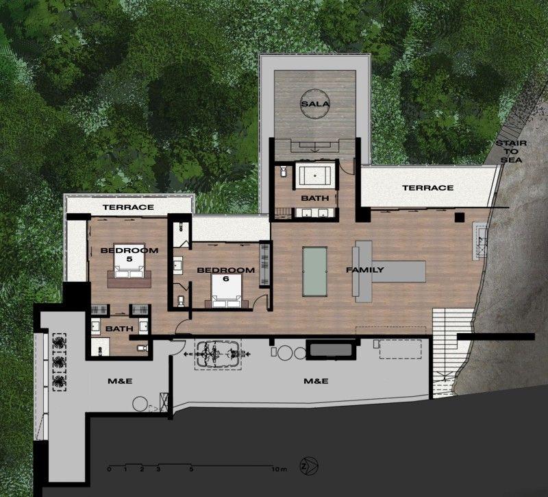 Architectural Design House Villa Amanzi Phuket Thailand House Architecture Design Architecture House On The Rock