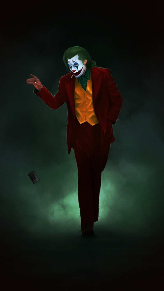 Joker Wallpaper HD für Handy 1 Joker batman, Heath