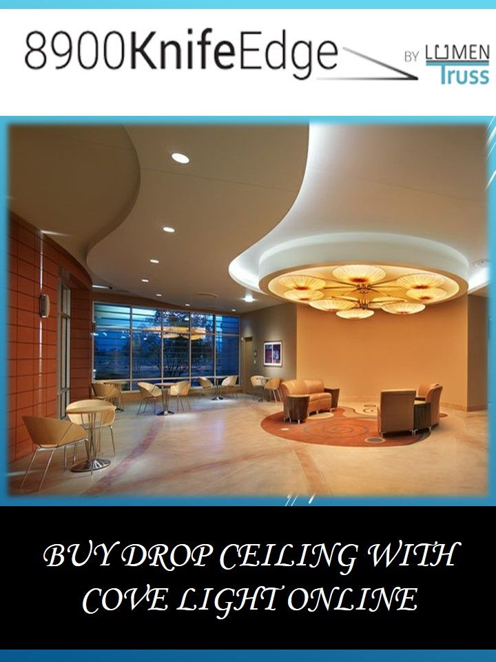 Drop Ceiling is becoming much popular because of its ...