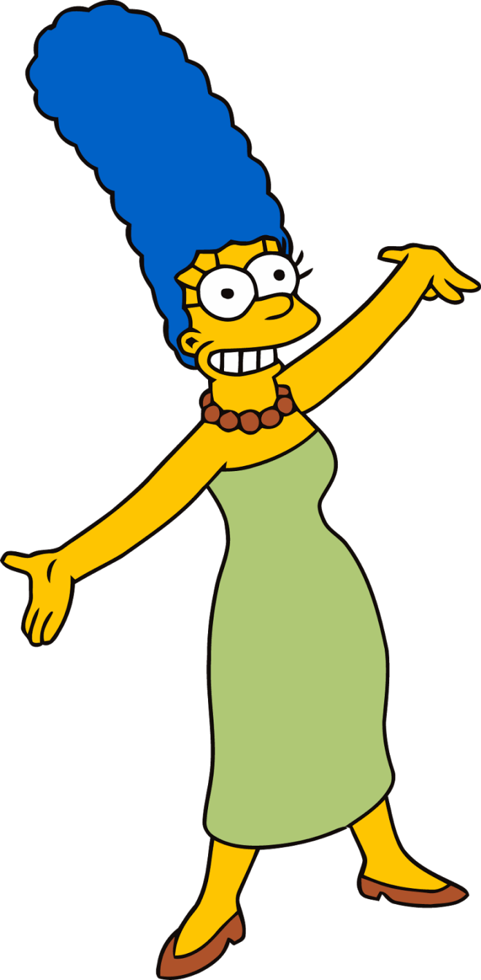 Simpsons Png Fundo Transparente Homer And Marge The Simpsons Marge Simpson