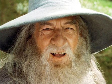 Image result for who played gandalf the grey