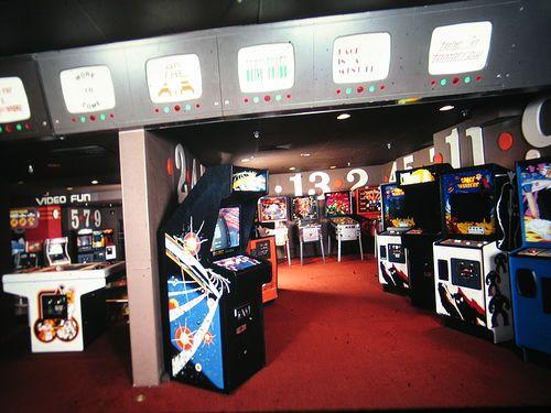 1984 Arcade Springfield Missouri Arcade Retro Arcade Games