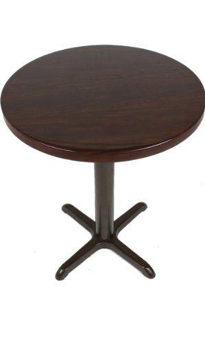 Chestnut Resin Table Top R30 IN Diameter Maxsunhttp