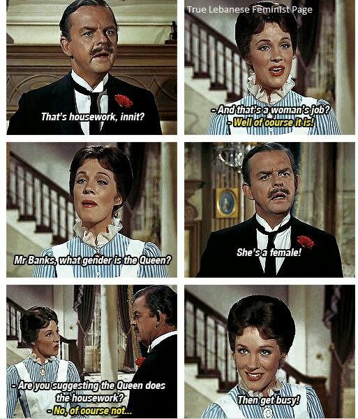 You Never Knew You Were Watching Feminist Messages In Mary POPPINS!