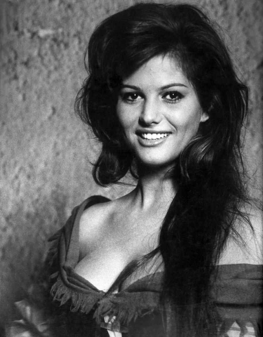 Claudia Cardinale (born 1938 (born and raised in Tunis, Tunisia