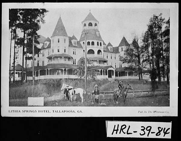 Tallapoosa Georgia Lithia Springs Hotel Pub By The Whitman