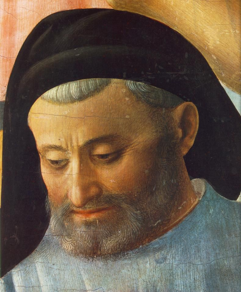 Fra angelico deposition from the cross detail