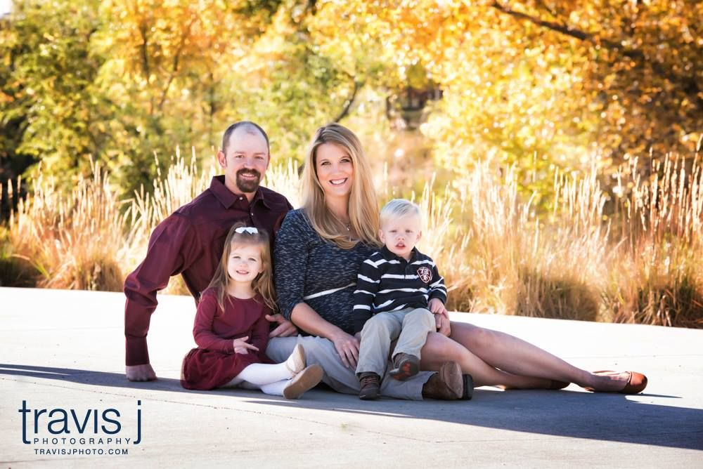 Fall Family Photos, Travis J Photography, Colorado