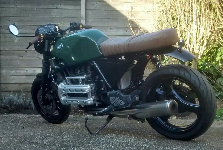 Bmw K 1100 Rs Cafe Racer Just Finished It Bmw K Bmw