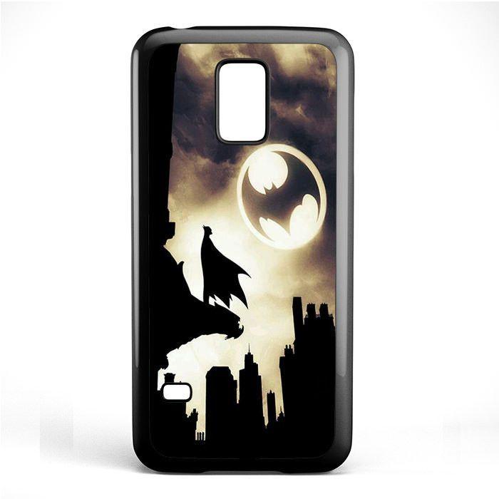 Batman Siluet Phonecase Cover Case For Samsung Galaxy S3 Mini Galaxy S4 Mini Galaxy S5 Mini