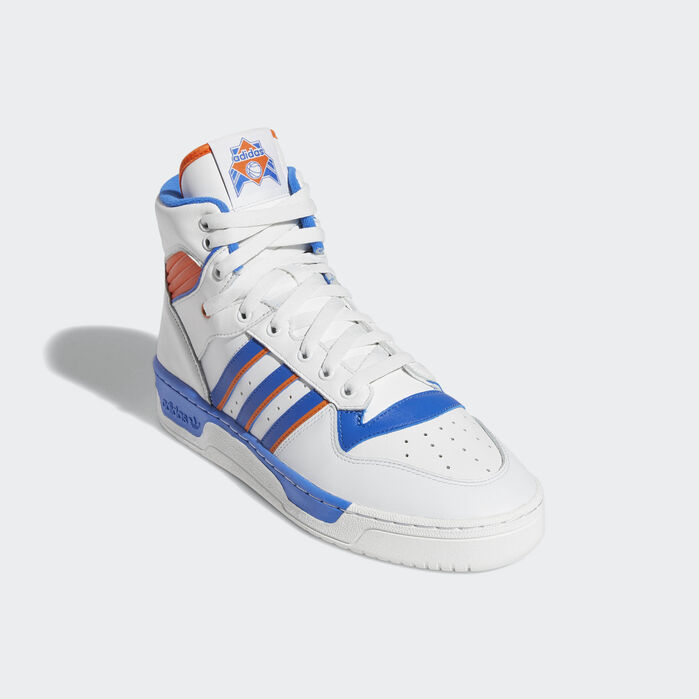 Rivalry High Shoes Crystal White 11.5 Mens | Shoes, Hip hop