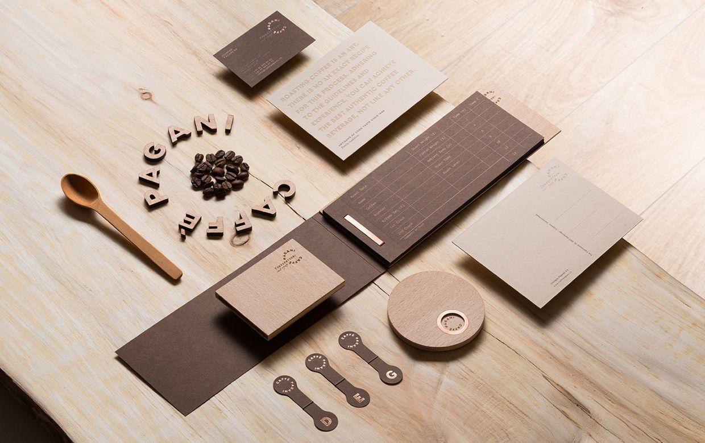 Caffè Pagani — The Dieline - Branding & Packaging Design
