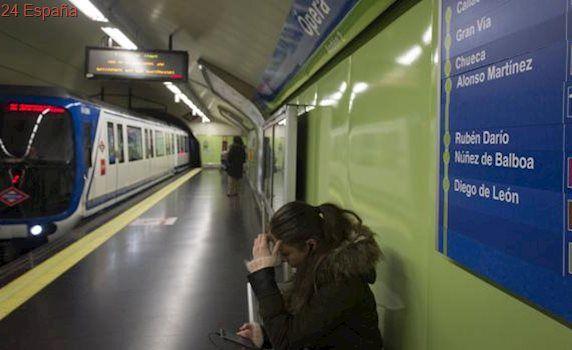 La línea 5 de Metro cierra por obras en cuanto acabe el World Pride
