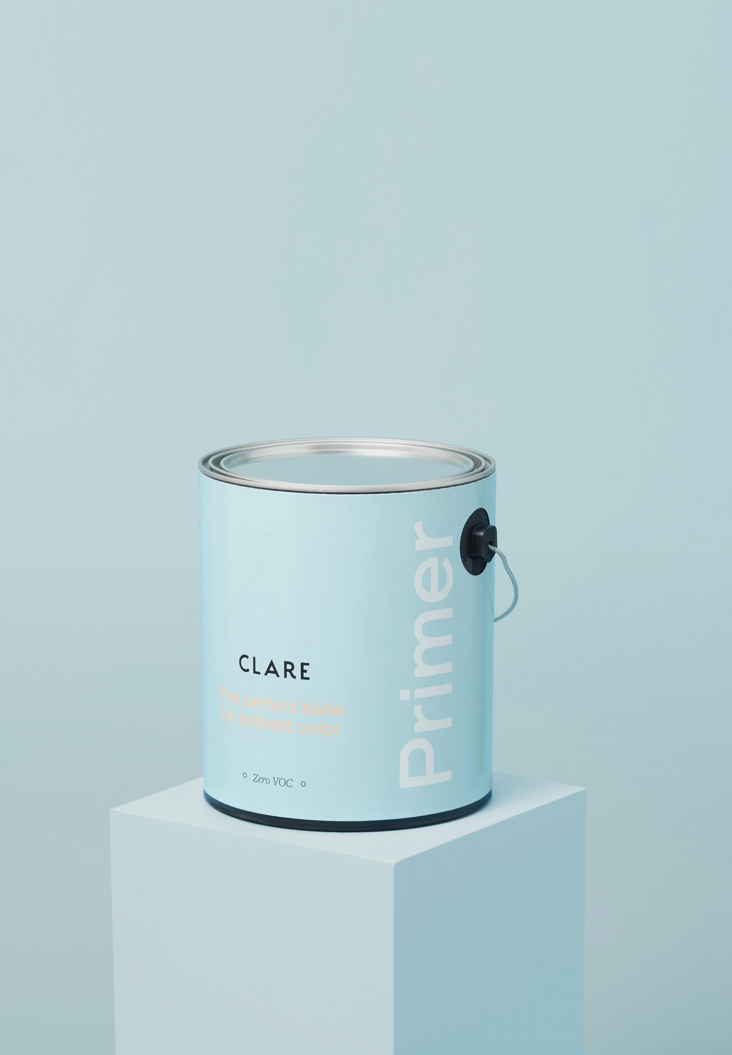 Clare Primer- fast-drying, multi-surface primer applies easily to ...
