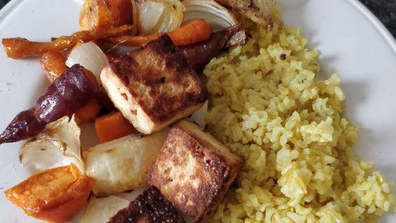 The Best Pan-Fried Tofu Recipe - Food.com