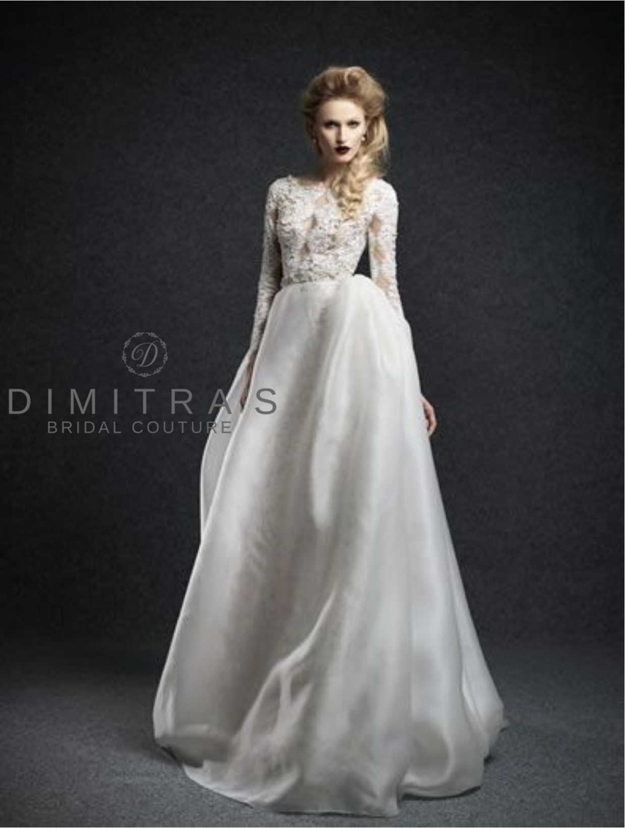 Ersa atelier available at dimitraus bridal couture ersaatelier