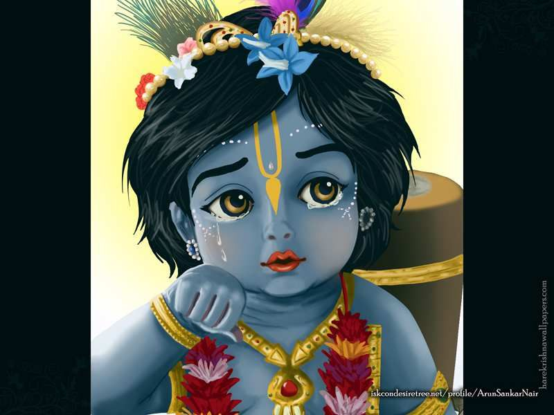 Pin By Hare Krishna Wallpapers On Art Work