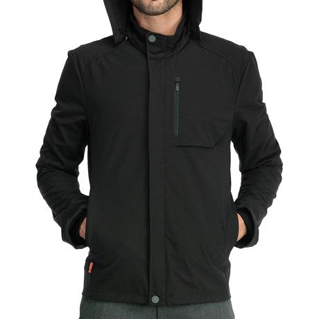 15783b9567 Icebreaker Legion Zip Hooded Jacket - Merino Wool (For Men) | NZ ...