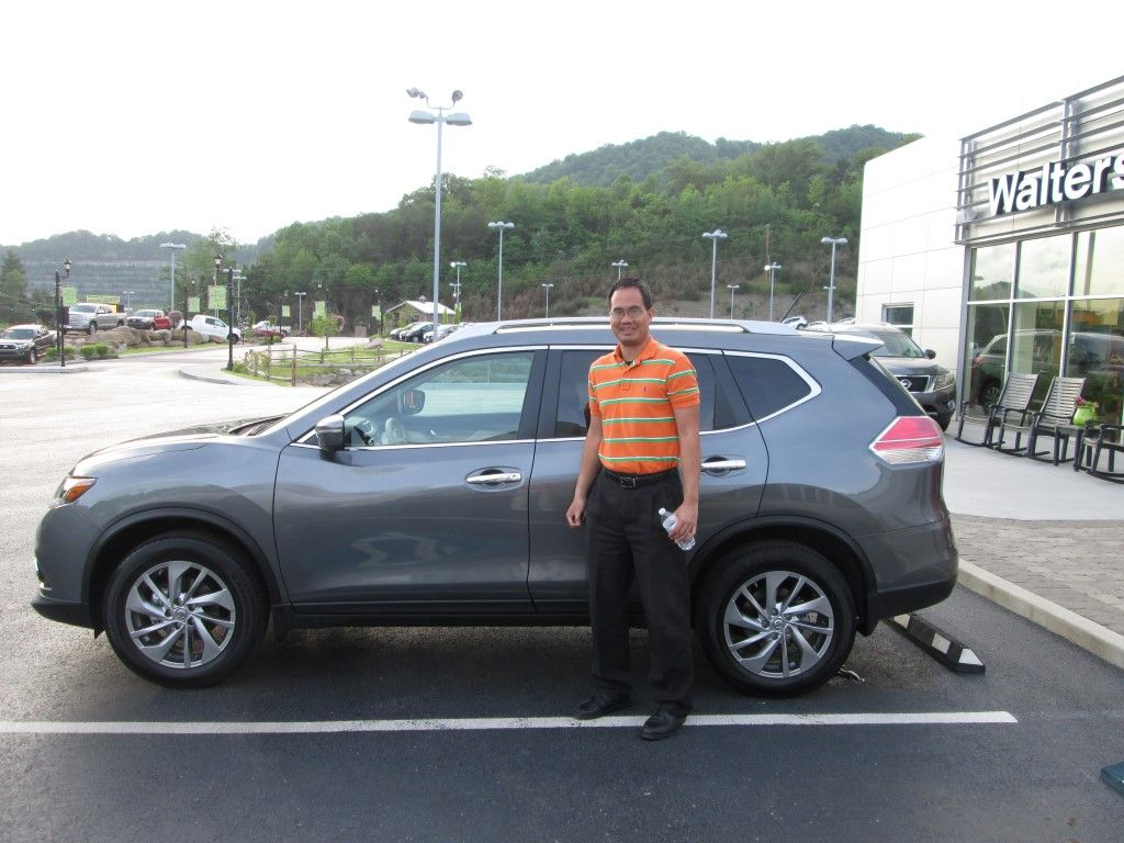 Congratulations Mr. Vongvises Of Pikeville, Ky On Your Purchase Of The All  New 2015