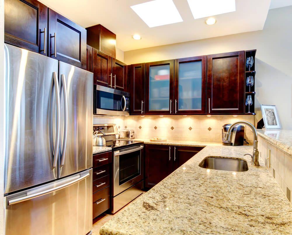 46 Kitchens With Dark Cabinets Black Kitchen Pictures Entrancing Kitchen Designs Dark Cabinets Design Ideas