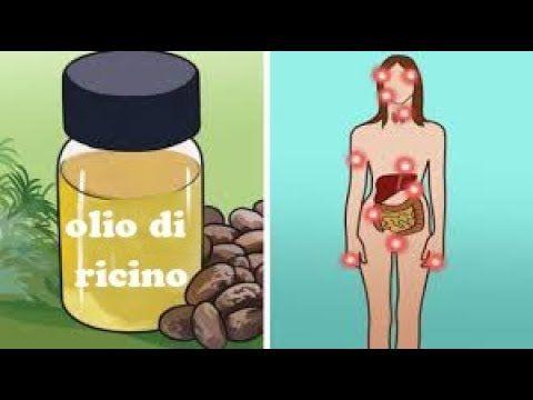 posso perdere peso bevendo olio di ricino