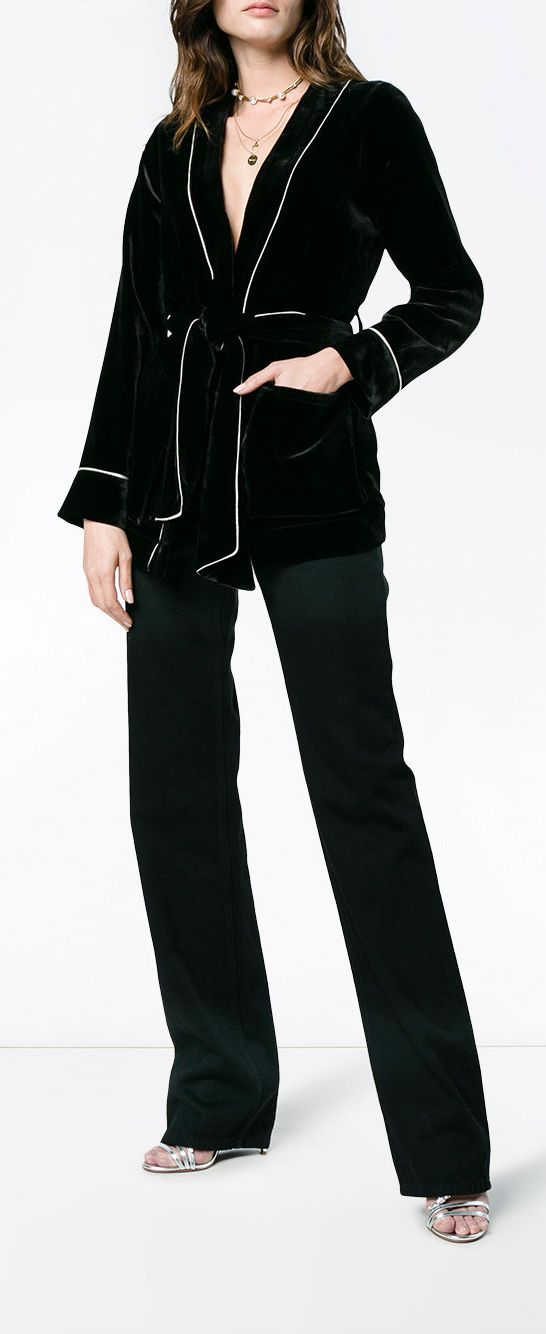 67e3f553145a GANNI rodier velvet jacket