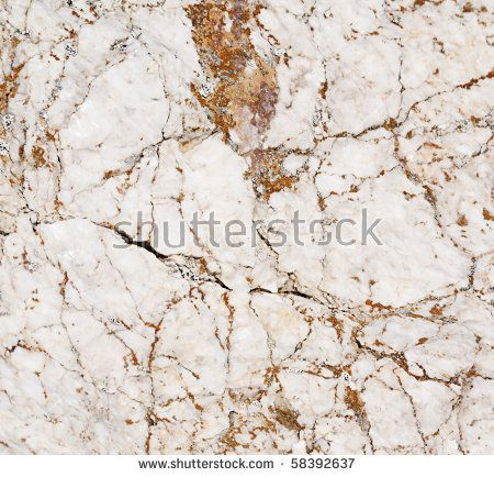 Warm Toned Granite For Countertop Close Up Of White Marble With