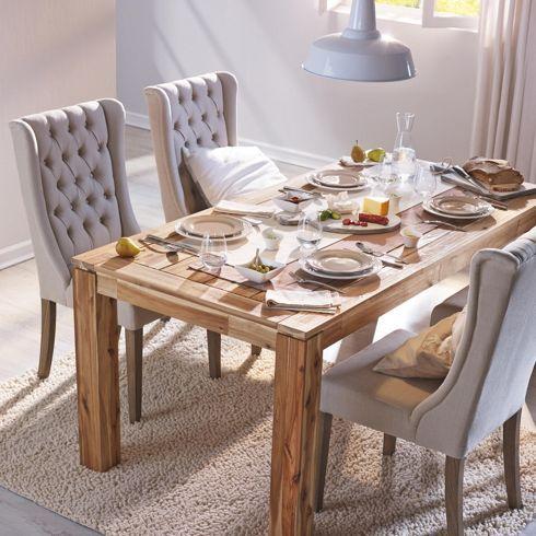 esstisch henry - tische & tischgruppen - produkte | sessel, stühle, Esszimmer