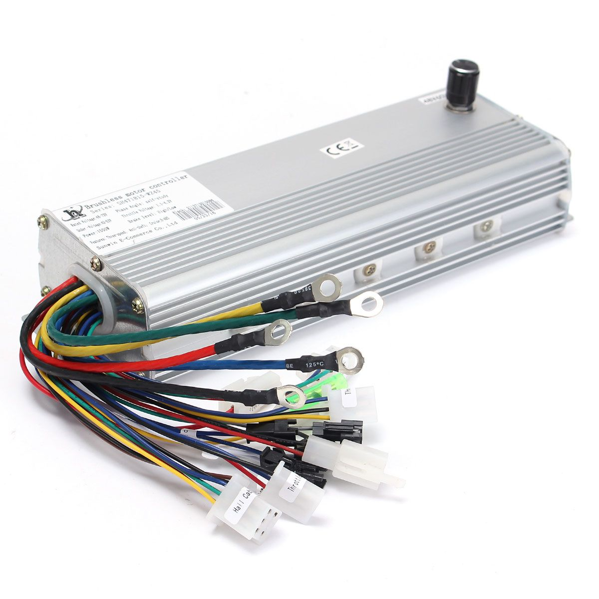 medium resolution of 1500w 48v 72v electric scooter brushless motor controller for e bike scooter
