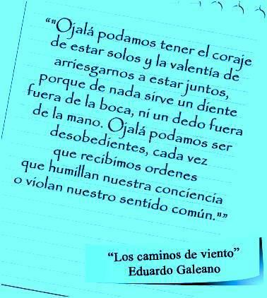 EDUARDO GALEANO frases Pinterest Frases, Thoughts and Poem
