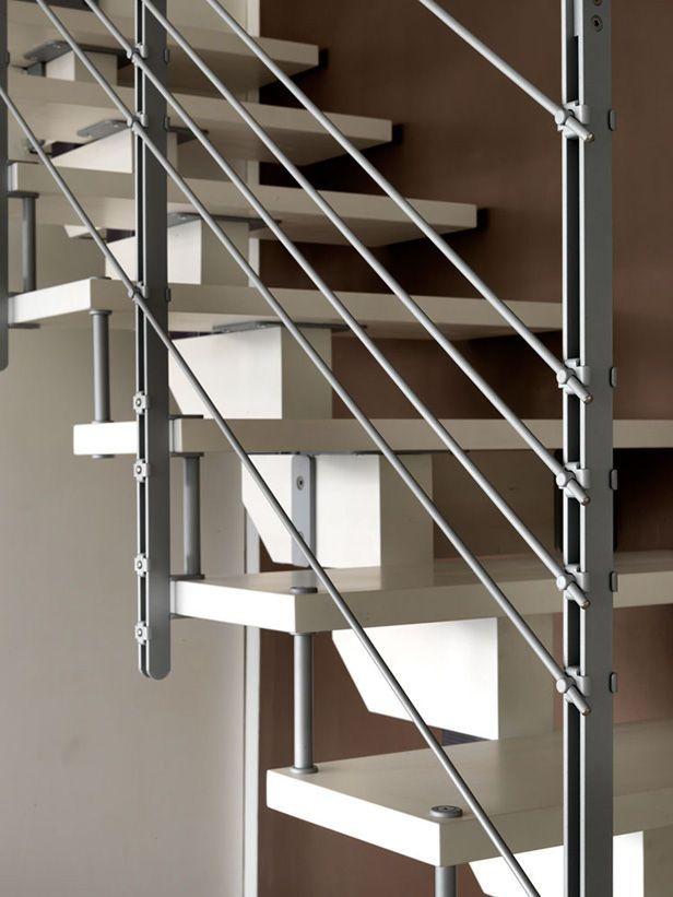 Best Quarter Turn Staircases Central Modular Stringers Metal Frames Wooden Steps 56090 4802041 Jpg 400 x 300