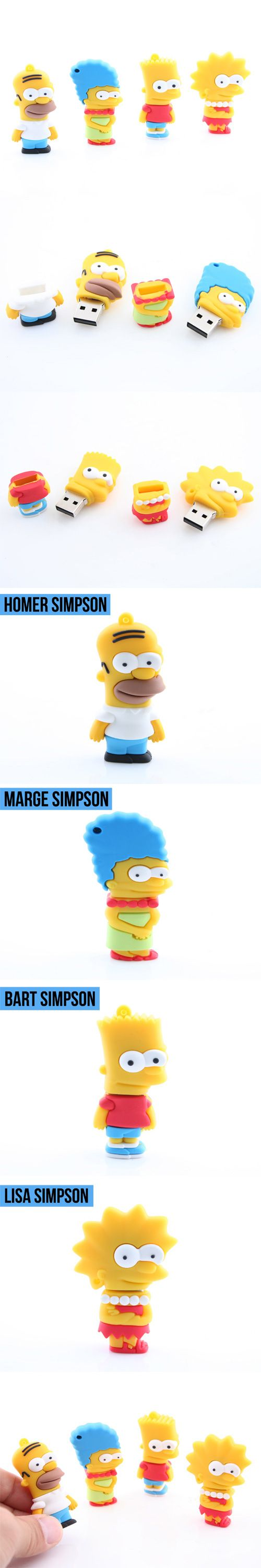 The Simpsons USB Drive II http://www.usbgeek.com/products/the-simpsons-usb-drive-ii