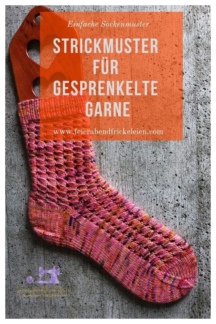 Photo of November-Socken – Kieler Wolle SockClub