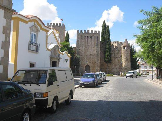 Vila de Alter do Chão, Portugal
