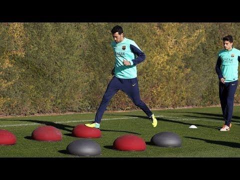 FOOTBALL -  Training session 15/12/13 - http://lefootball.fr/training-session-151213/