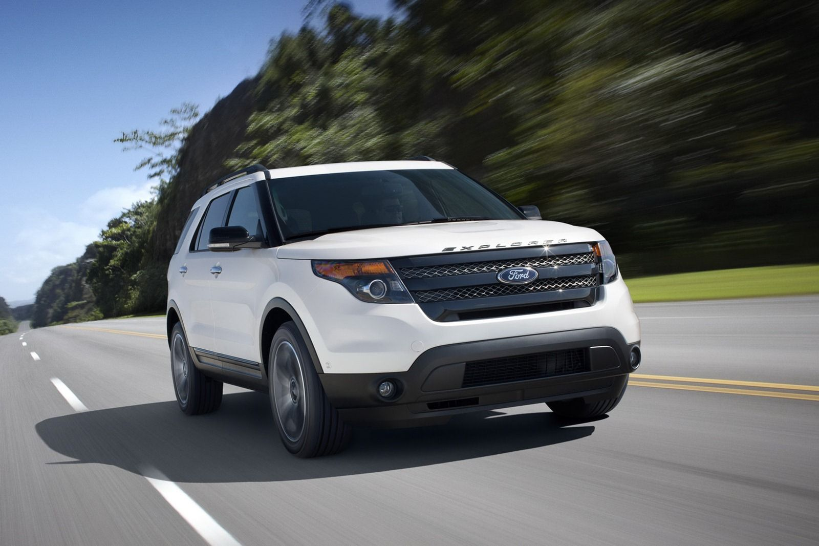 2013 ford explorer best hd wallpaper