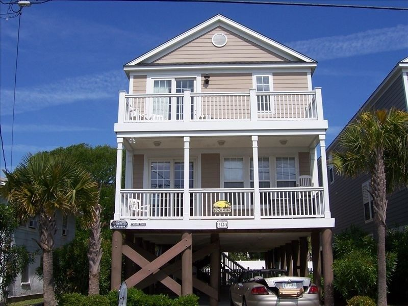 House vacation rental in Surfside Beach from