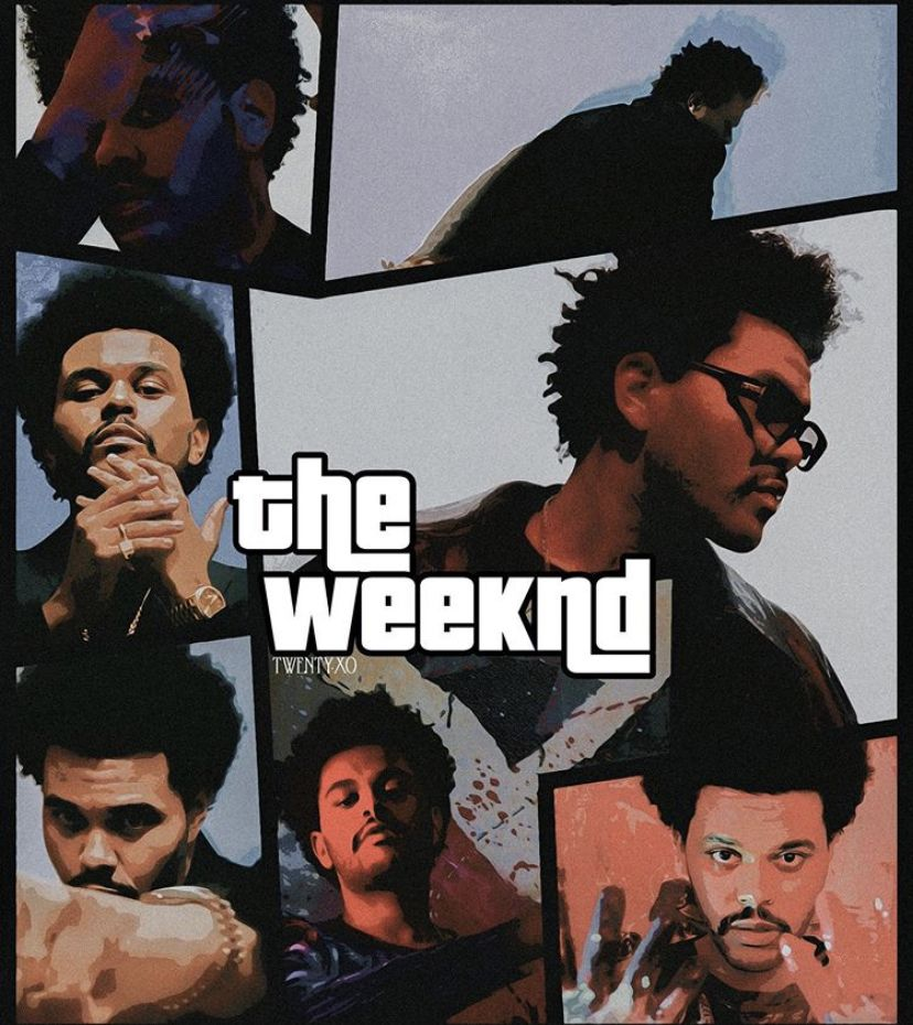 Pin By Neda Karimiyan On Xo The Weeknd Poster The Weeknd Music Abel The Weeknd